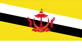 flag-brunei